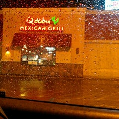 Photo taken at Qdoba Mexican Grill by Laura P. on 6/18/2012