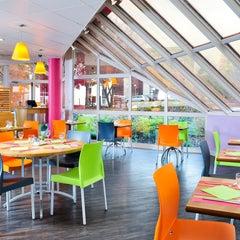 Photo taken at Ibis Styles – Paris Roissy-Charles de Gaulle by Office de Tourisme de Roissy C. on 7/10/2012