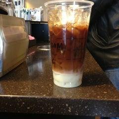Photo taken at Starbucks by Jessica O. on 3/23/2013
