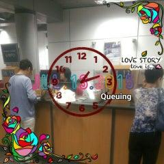 Photo taken at HSBC Hong Kong Office 匯豐銀行香港總行 by Anthony C. on 7/13/2015