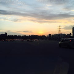Photo taken at Plaza Tol Batu Tiga by Yana I. on 5/5/2015