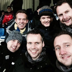 Photo taken at Mandemakers Stadion by Heini V. on 1/23/2015