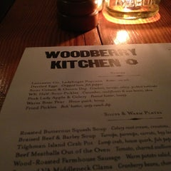 Photo taken at Woodberry Kitchen by Elliott P. on 12/25/2012
