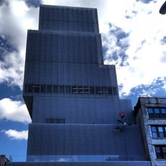 Photo taken at New Museum by Charley M. on 10/21/2012