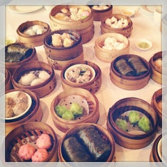 Photo taken at Dim Sum Go Go by Charley M. on 2/23/2013