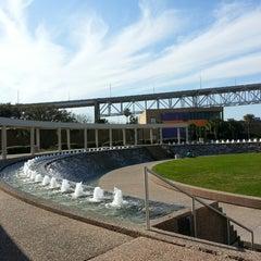 Photo taken at The Watergarden & Pavilion by Jennifer P. on 3/13/2014