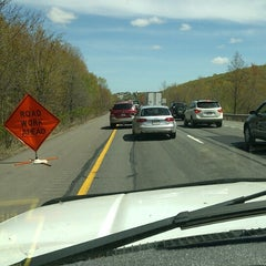 Photo taken at Interstate 81 by Rob on 5/7/2013