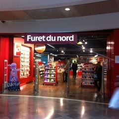 Photo taken at Furet du Nord by Philippe D. on 9/18/2012
