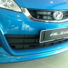 Photo taken at Perodua Sales & Service Center by Amira N. on 10/26/2015