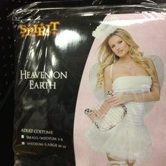 Photo taken at Spirit Halloween by Eeryn F. on 9/30/2012