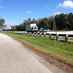 Photo taken at Pinellas County Trail by Eeryn F. on 10/4/2012