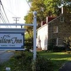 Photo taken at Milton Inn by Wendy S. on 8/1/2013