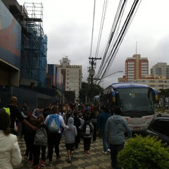 Photo taken at Colégio Nossa Senhora do Rosário by Claudia Regina F. on 5/11/2015