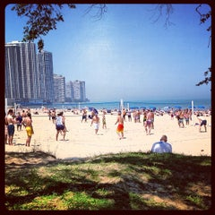 Photo taken at Kathy Osterman (Hollywood) Beach by Steve S. on 7/5/2013