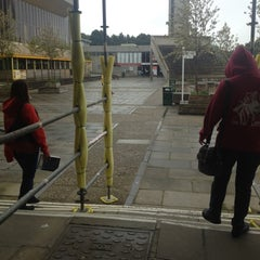 Photo taken at Students' Union, Aberystwyth University by †MuMu I. on 6/2/2014