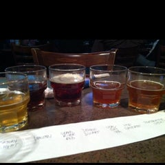 Photo taken at Detroit Beer Company by Katie W. on 10/20/2013