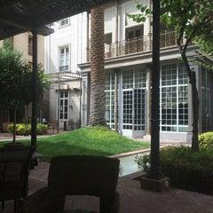 Photo taken at Hotel Villa Oniria by Maria M. on 9/19/2014