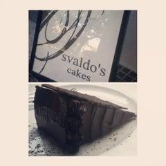 Photo taken at Osvaldo's Cakes by Yani G. on 9/21/2013