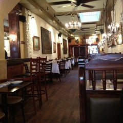 Photo taken at Tarrant's Cafe by Denise G. on 9/27/2012