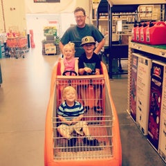 Photo taken at The Home Depot by Desiree E. on 7/20/2014