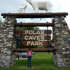 Photo taken at Polar Caves Park by Kapado F. on 5/26/2014