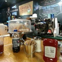 Photo taken at McKenna's Cafe by Kapado F. on 4/28/2013