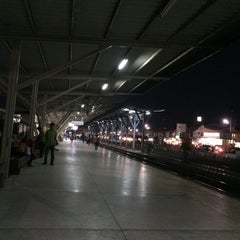 Photo taken at สถานีรถไฟศรีสะเกษ (Sisaket) SRT2273 by Thapida S. on 1/6/2016