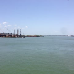 Photo taken at Galveston Cruise Terminal #2 by Jeff S. on 6/15/2014