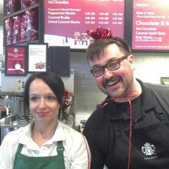 Photo taken at Starbucks by Scott M. on 12/21/2012