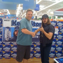 Photo taken at Walmart Supercenter by Mike P. on 9/22/2012