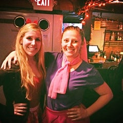 Photo taken at Gatsby's by Heather on 11/1/2013