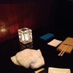 Photo taken at Samurai Japanese Restaurant by Nicole M. on 6/13/2012