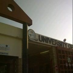 Photo taken at University Of Limpopo - Turfloop Campus by Mush on 2/19/2012