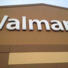 Photo taken at Walmart by Simon A. on 4/27/2013