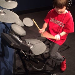 Photo taken at Rhythm! Discovery Center by Eileen H. on 12/27/2013