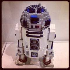 Photo taken at The LEGO Store by Jeff C. on 1/26/2013