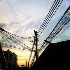 Photo taken at ย่านราชวัตร (Ratchawat Area) by Likkhasit P. on 4/8/2015