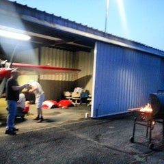 Photo taken at Reigle Airport by Amanda S. on 5/24/2013