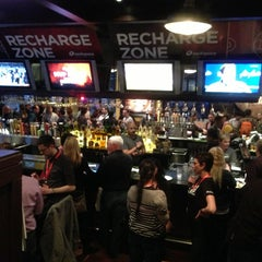 Photo taken at Champions Restaurant & Sports Bar by Jeff W. on 3/9/2013
