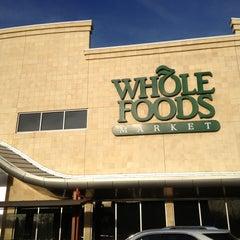 Photo taken at Whole Foods Market by Ishtiaq B. on 5/4/2013