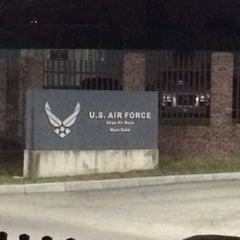 Photo taken at Osan Air Base by Dale K. on 4/22/2014