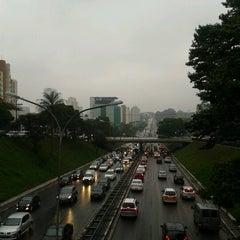 Photo taken at Rua Borges Lagoa by Natan C. on 11/8/2012