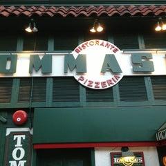 Photo taken at Tommaso's Restaurant by Dana K. on 11/4/2012
