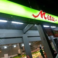 Photo taken at Mita Cake House by Baby M. on 1/14/2013