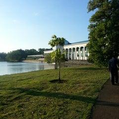 Photo taken at Pustaka Negeri Sarawak (Sarawak State Library) by Baby M. on 3/1/2013