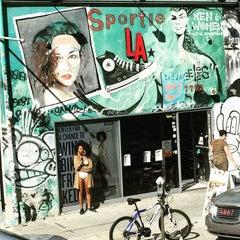 Photo taken at Sportie LA by Aska on 9/25/2015