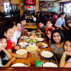Photo taken at Shakey's by Marga A. on 2/8/2015