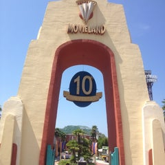 Photo taken at Movieland by Alexander F. on 7/23/2013