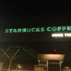 Photo taken at Starbucks by Sam H. on 1/14/2013