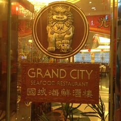 Photo taken at Grand City Restaurant by anne t. on 2/9/2013